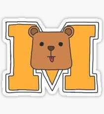 Mercer University Aufkleber Sticker