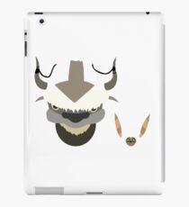 Appa and Momo iPad Case/Skin