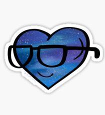 Galaxy Patton Sanders Logo Sticker