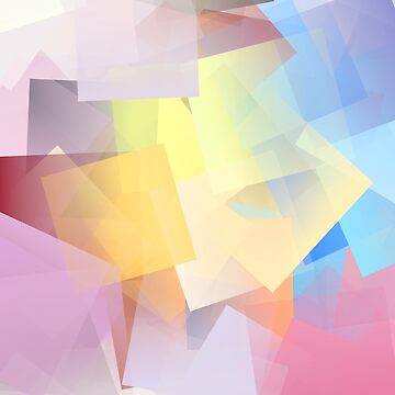 Cubism Abstract 189 by ChrisButler