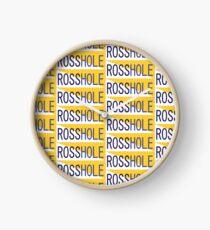 Rosshole-Logo Uhr