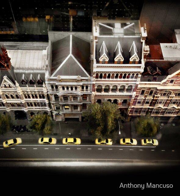 taxi V2 by Anthony Mancuso