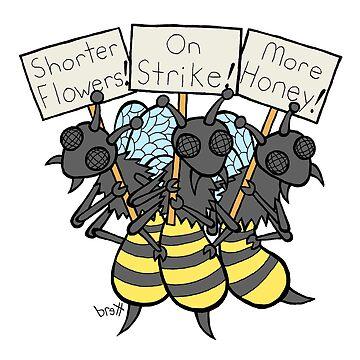 Worker Bees by bgilbert