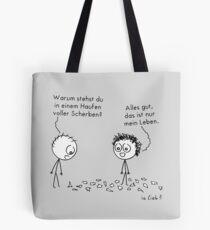 Scherben Tote Bag