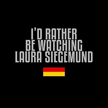 I'd rather be watching Laura Siegemund by mapreduce
