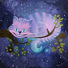 The Magical Cheshire Cat by georgiegirl