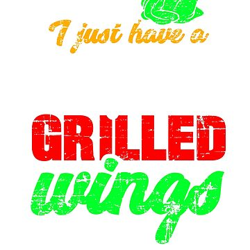 Wing Lover Have a Deep Passion for Grilled Wings by KanigMarketplac