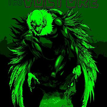 The Vulture by SoCalKid