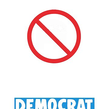 Had Enough Vote Democrat by rockpapershirts