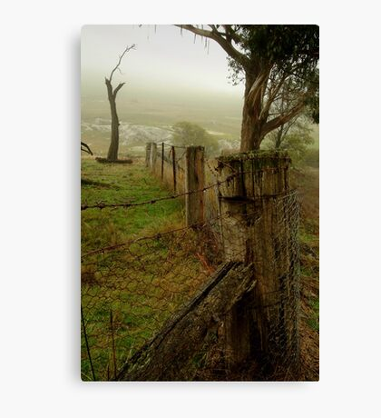 Mist and Dew Canvas Print