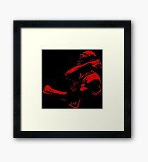 MJ 23 Framed Print