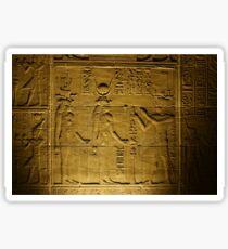 Hieroglyphic Highlight Sticker
