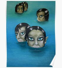 WATER NYMPHS Poster