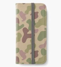 Army Pattern Camuflage Junggle #1 iPhone Wallet/Case/Skin