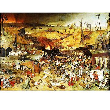The Triumph of Death Pieter Bruegel by buythebook86