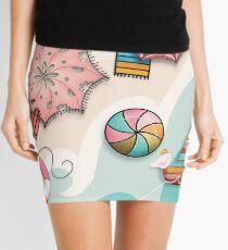 Summer Holiday Mini Skirt