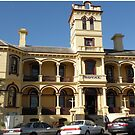 The Royal Hotel In Queenscliff by judygal