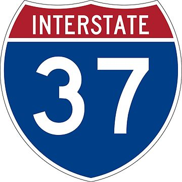 Interstate Number 37 | Interstate Highway Thirty seven by igorsin