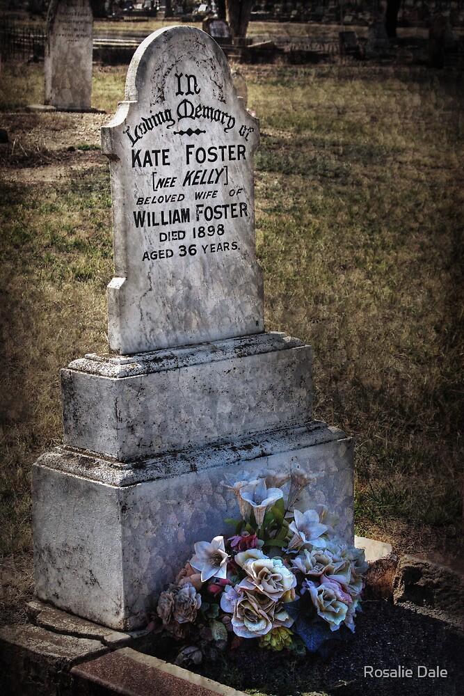 Kate's Grave by Rosalie Dale