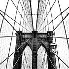 «Web del puente de brooklyn» de Nicklas Gustafsson