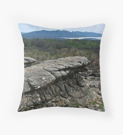 Grampians Victoria Throw Pillow