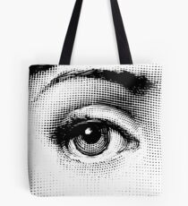 Eye of Lina Cavalieri 01 Tote Bag