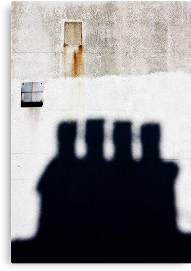 Chimneys by Mark E. Coward