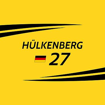 F1 2017 - #27 Hulkenberg by sednoid