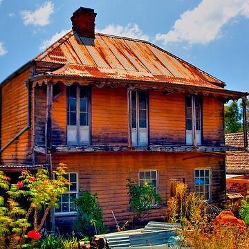 Ghost House - Sofala - NSW - Australia by BryanFreeman