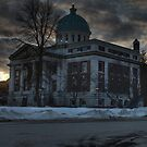 Courthouse HDR 2 by Michael Kelly