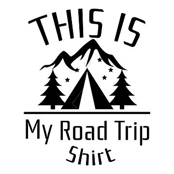 Road Trip Vintage Family Friends Vacation Gift by macshoptee