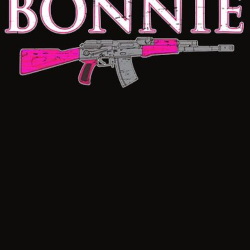 Bonnie Couples T shirt by 3familyllc