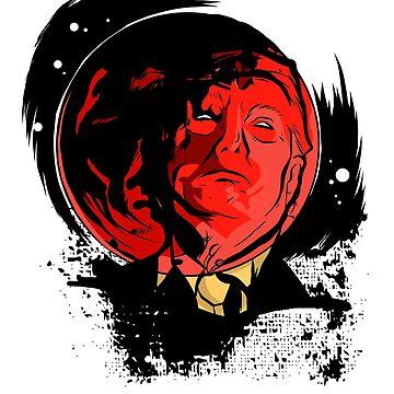 Trump Eclipse  by litteposterco