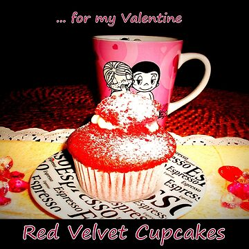 Red Velvet Cupcakes  by angel1