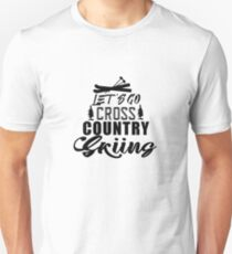 Cross Country Cross Country Unisex T-Shirt