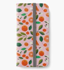 orangeade iPhone Wallet/Case/Skin