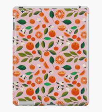 Vinilo o funda para iPad naranjada