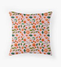 orangeade Floor Pillow