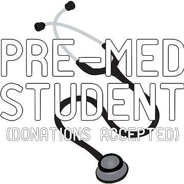 Estudiante de pre-med de Emmycap