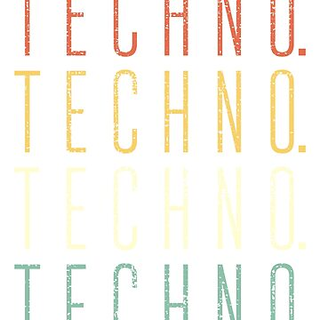 Techno by 4tomic