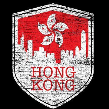 Hong Kong Asia by GeschenkIdee