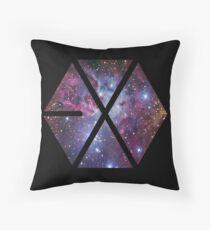 Exo-nebula Throw Pillow