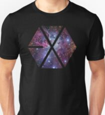 Exo-nebula Slim Fit T-Shirt