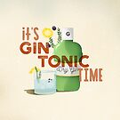 It'a Gin Tonic TIME! by AdeleManuti