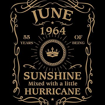 June 1964 Sunshine Mixed With A Little Hurricane by lavatarnt