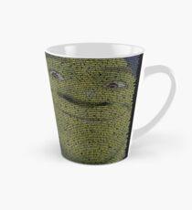 Shrek Forever After / Komplettes Skript mit Gesicht Tasse (konisch)