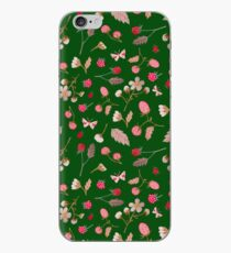 wild berries iPhone Case