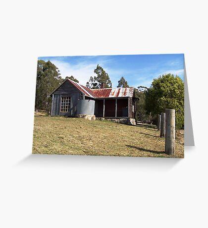 Alexanders' Hut Greeting Card