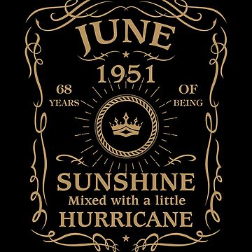 June 1951 Sunshine Mixed With A Little Hurricane by lavatarnt