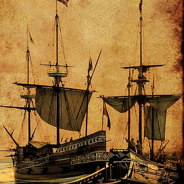 Tall Ships by CatherineV